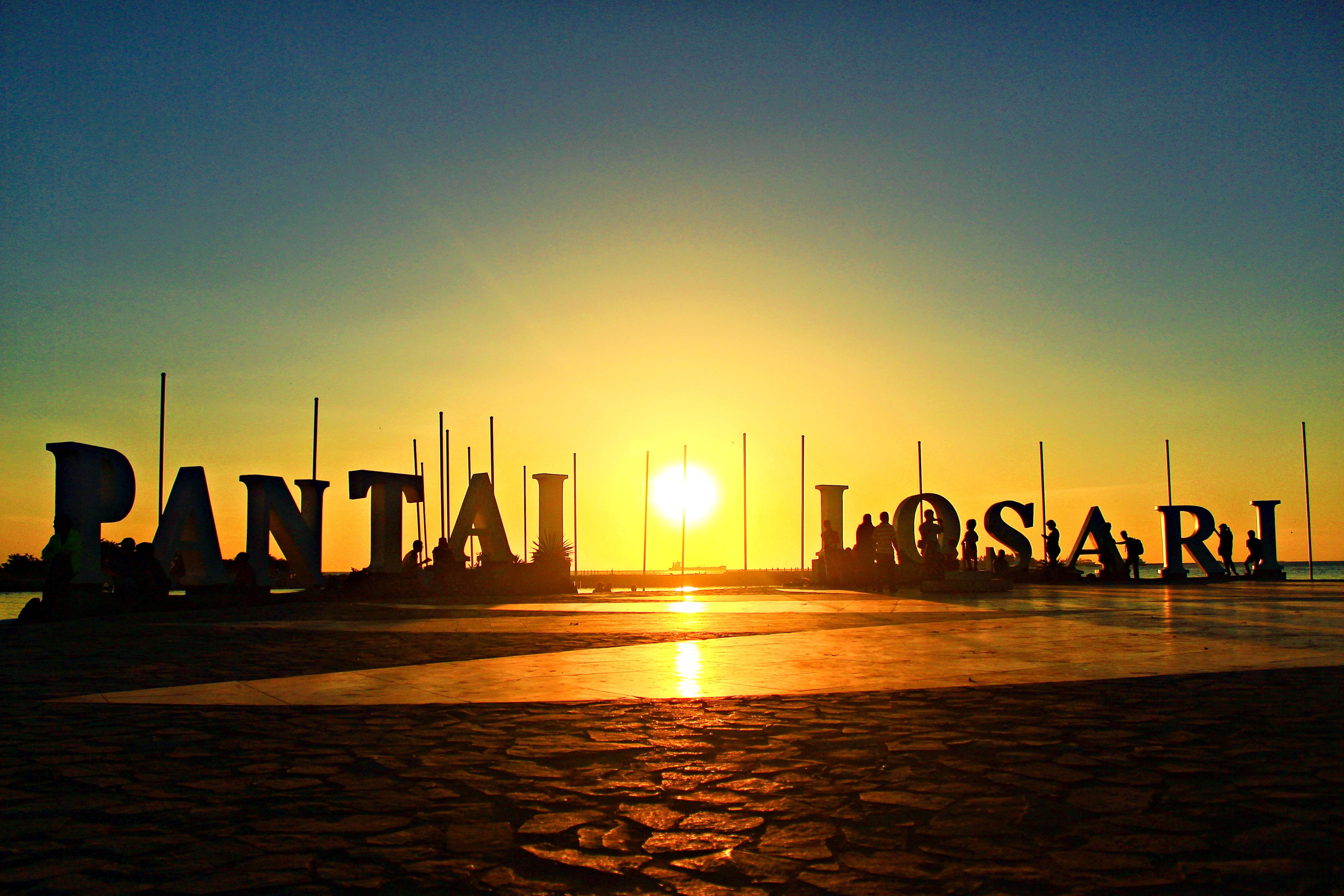 Pantai Losari, sebagai ikon Kota Makassar