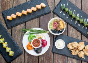 """Hana Restaurant, """"surga"""" masakan Jepang-Asia terlengkap yang perlu kamu kunjungi"""