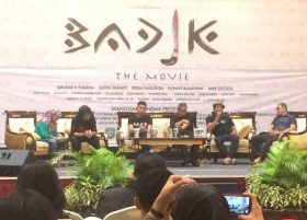 Video : BADIK The Movie 'kick off' dari MYKO Hotel Makassar
