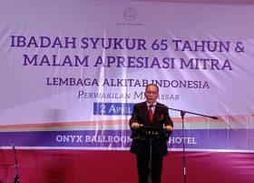 Rayakan HUT Ke-65 di MYKO, LAI Harap Dukungan dari Berbagai Pihak