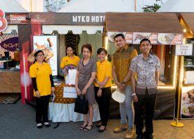Kemeriahan F8 Makassar 2017 Bersama MYKO Hotel & Convention Center