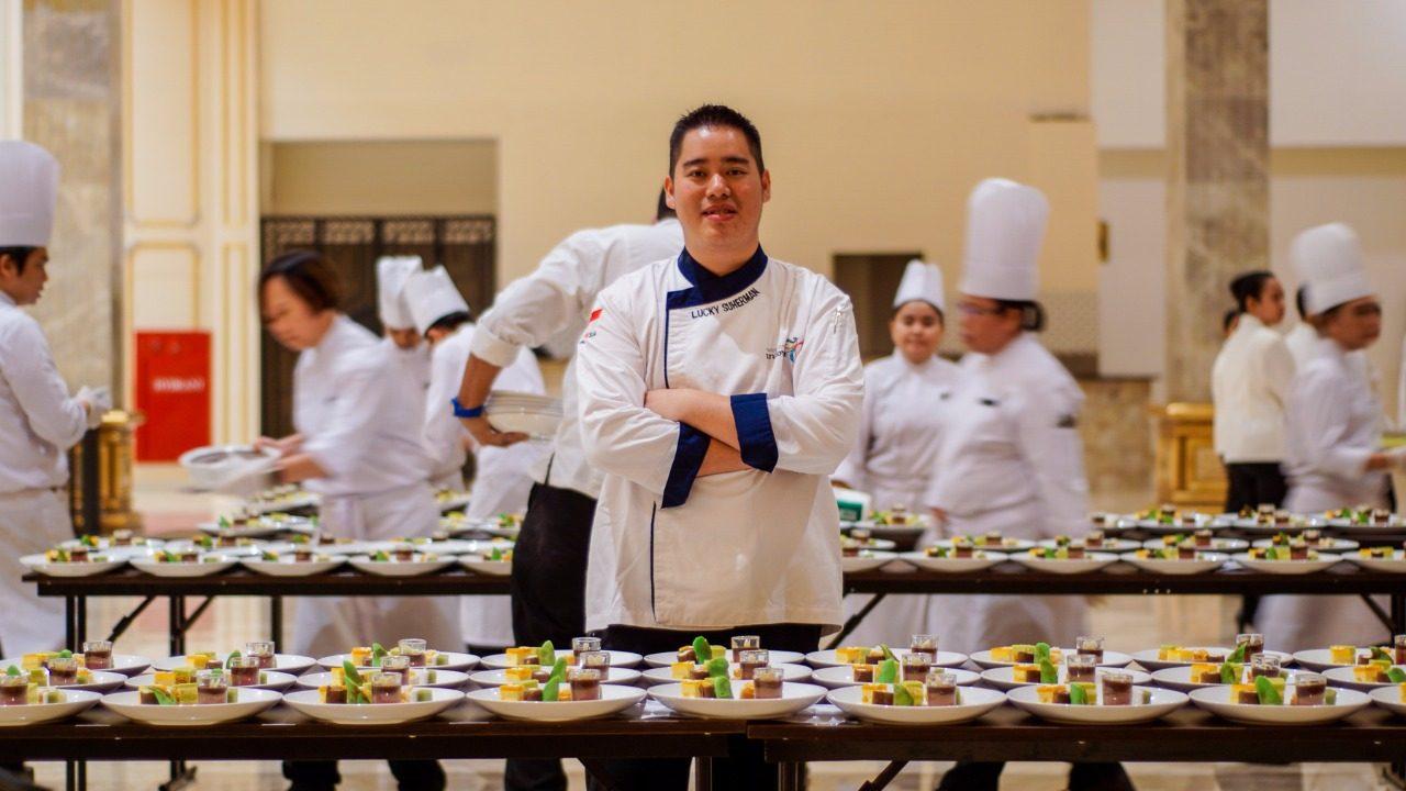 Chef Lucky Suherman (Executive Chef MYKO), Kepuasan Pelanggan Adalah Utama
