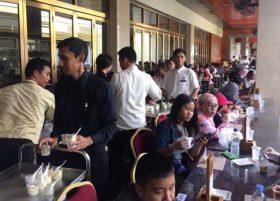 Hari ke-2 Festival Durian, pengunjung puas dengan menu dan pelayanan MYKO