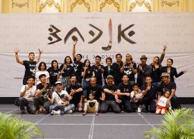 Syuting di Makassar, kru film BADIK disponsori MYKO Hotel