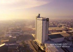 Ini dia, hotel terbaik dan berstandar internasional di Makassar