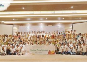 Bukber di MYKO, PT Bina Artha Ventura Perkuat Semangat Kebersamaan Karyawan